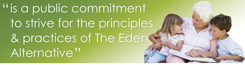 Becoming a registered Eden Home
